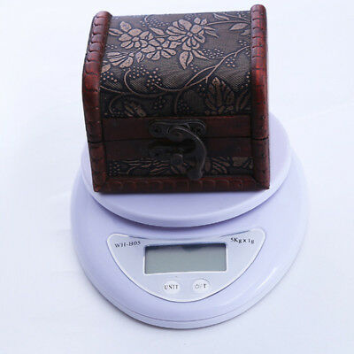 0.1g Weighing Cooking G, Digital Scale 5kg Diet Kitchen Balanced X Compact Food