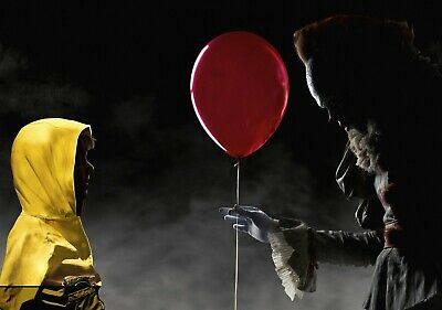 IT Movie PHOTO Print POSTER 2017 Textless Art Pennywise Stephen King Georgie 008