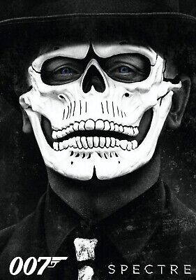 JAMES BOND; SPECTRE Movie PHOTO Print POSTER Film Art 007 Daniel Craig 006