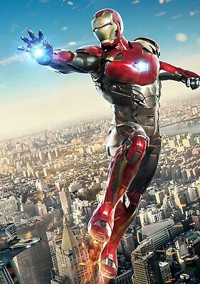SPIDER-MAN; HOMECOMING Movie PHOTO Print POSTER Tom Holland Marvel Iron Man 002