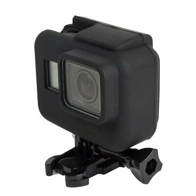 Gopro accessories Silicone frame protective case  for Gopro Hero 7 6 5 Black