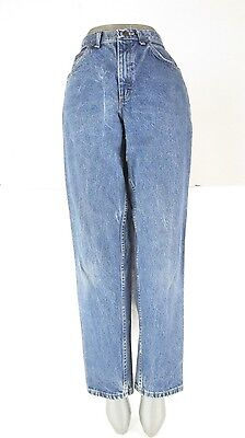 Vtg 90s GITANO Womens MOM JEANS High Waisted Relaxed Tapered Size 8