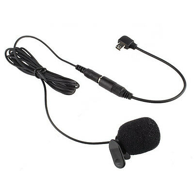 Gopro accessories 3.5mm mini Microphone+Adapter cable for Gopro hero 4/3+/3