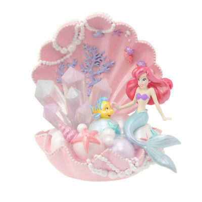 Ariel And Flounder Led Light The Little Mermaid 2018 Disney Store Japan F/s