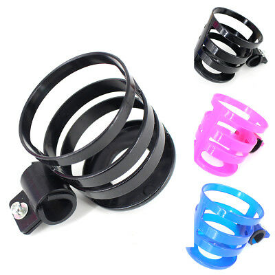Easy Quick-Release Baby Stroller Cup Holder Baby Pram Bicycle Milk Bottle Rack