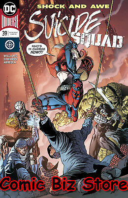 Suicide Squad #39 (2018) 1St Printing Dc Universe Rebirth Bagged & Boarded