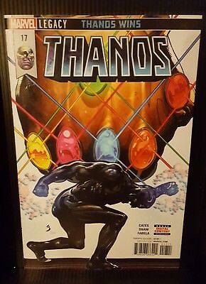 THANOS #17 SOLD OUT FIRST PRINT COSMIC GHOST RIDER SILVER SURFER nm