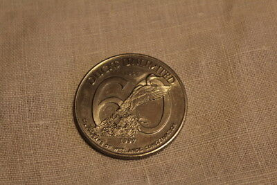 1997 Ducks Unlimited 60th Anniversary Collector's Edition Raffle Coin!