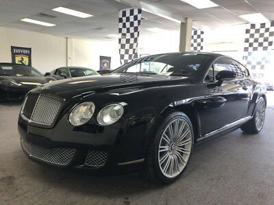 2009 Bentley Continental GT  peed low mile free shipping warranty luxury 1 owner exotic clean carfax finance
