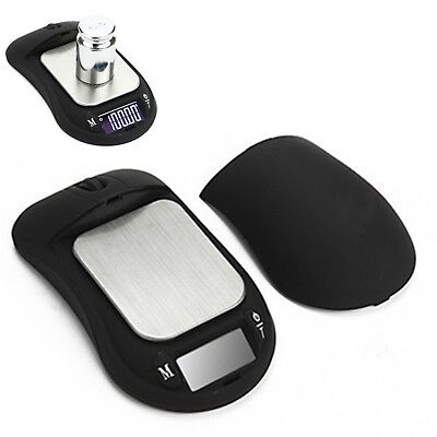 200gx 0.01g Digital Pocket Mouse Scale Jewelry Precise Electronic Balance SM