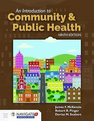 An introduction to community public health 9th edition 8500 an introduction to community public health fandeluxe Images