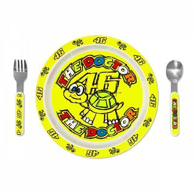 VR46 Official Valentino Rossi  Baby's Turtle Meal Set - VRUSM 309503