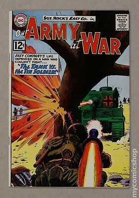 Our Army at War #118 1962 VG/FN 5.0