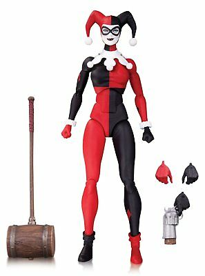DC Collectibles: DC Comics Icons - Harley Quinn No Man's Land Action Figure