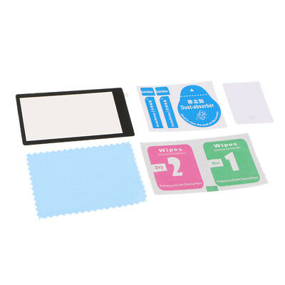 0.33mm Tempered Optical Glass LCD Screen Protector for Sony ILCE-6500 A6500