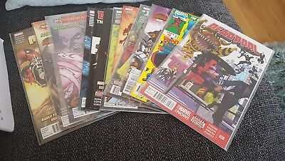 Deadpool collection 12 issues