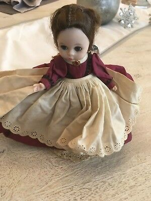 "Rare And Collectible! Vintage Madame Alexander 8"" Doll Bent Knee ""Alex"""