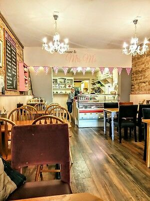 Award Winning Cafe / Tea Room business for sale Ashby, Scunthorpe