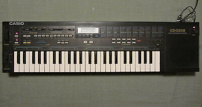 Casio CZ-230s Vintage Synthesizer And Drum Machine RZ-1 101 1000