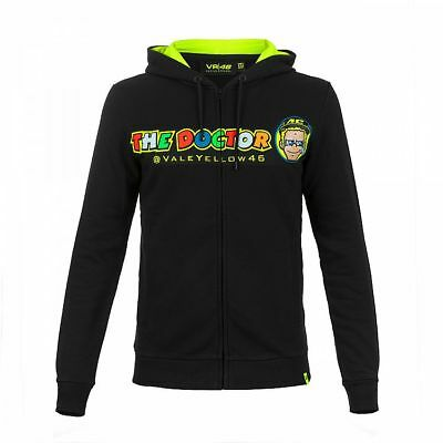 VR46 Official Valentino Rossi  Cupolino Hoodie - VRMFL 305604