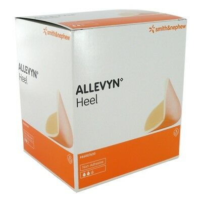 Allevyn Heel Non-Adhesive Wound Dressing | Choose Quantity | TRUSTED UK SUPPLIER