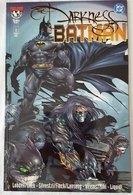 The Darkness: Darkness/Batman - Classic team up issue NM