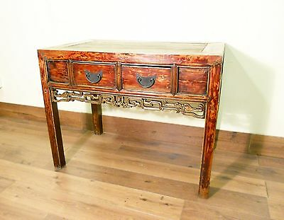 Antique Chinese Ming Desk/Console Table (5608), Circa 1800-1849