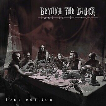 Beyond The Black - Lost In Forever-Tour Edition CD We Love Music NEW