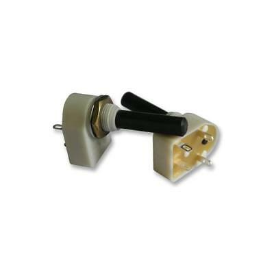 RMS1035 Lorlin Rotary Switch , DPST , Solder Terminal