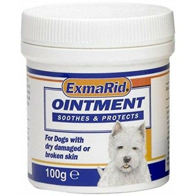 Exmarid Ointment, 100 G - Skin Ointment Soothes Do 100 Protects Cream