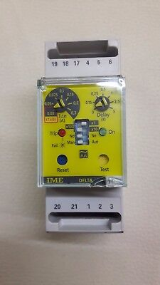 IME Delta D2-L Earth Leakage Relay 0,03-30A RD1AF13B