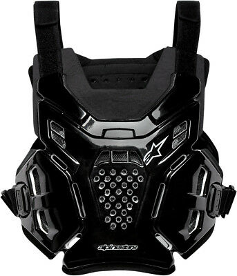 Alpinestars A-6 Under-The-Jersey Black Roost Protector