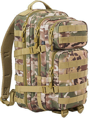 BRANDIT US Cooper medium tactical camo BW Army Assault Pack I Rucksack