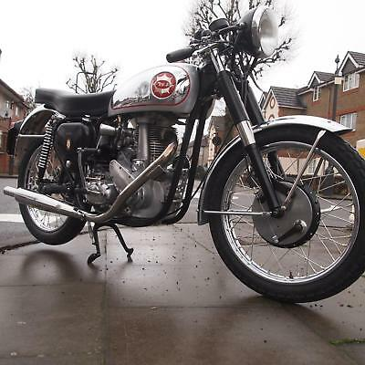BSA ZB33 B33 Classic Vintage 500cc OHV, Gold Star Replica, RESERVED FOR D.