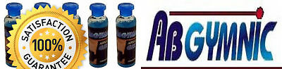 5x100ml Original ABGYMNIC Highly Conductive Gel for TENS, EMS and other...
