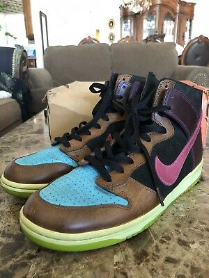 online store 35a22 cccf4 2005 Nike Dunk Hi NL Undefeated size 10.5