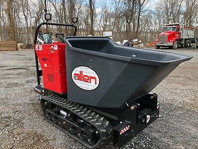 BRAND NEW Allen Engineering AT16 Track Concrete Buggy 2 year Warranty