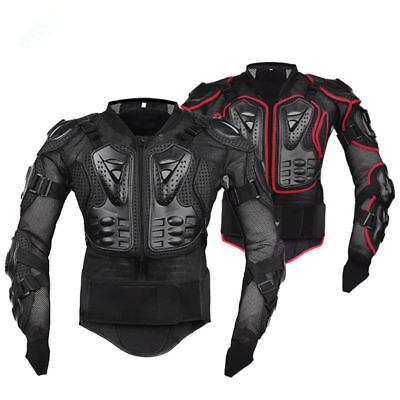 Motorcycle Motocross Racing Jackets Body Armour MX ATV Quad Dirt Chest Protector