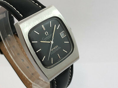 Omega Constellation Chronometer Cal. 1001 Herrenuhr Vintage / vom Uhrmacher!