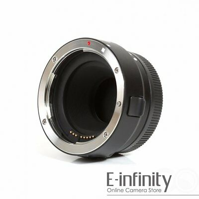 NEW Genuine Canon EF-M Lens Adapter for Canon EF / EF-S Lens No Tripod mount