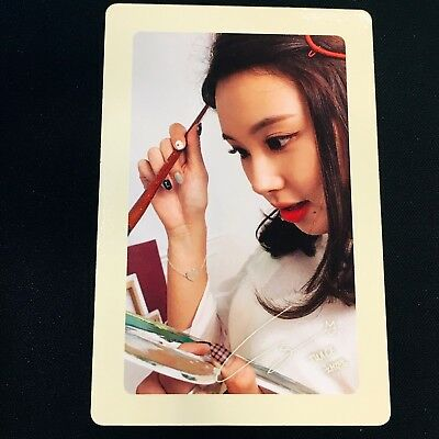 [TWICE] ChaeYoung Photocard Twicetagram 1st Album Official New Pre-Order Ver. 채영