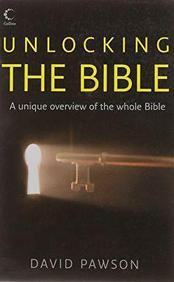 Unlocking the Bible by David Pawson | Paperback Book | 9780007166664 | NEW