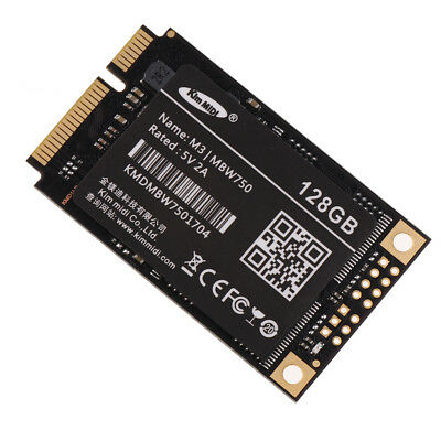 """Hi-speed 128GB Solid State Drive SSD 1.8"""" MSATA for Laptop Notebook MCL"""