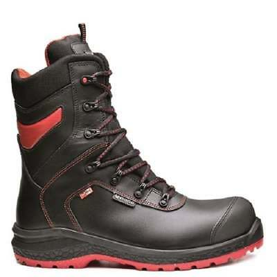 Base Be Dry Top Waterproof Safety Boots Black 7-11