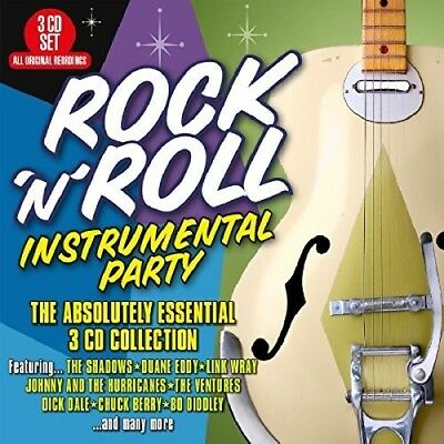 Various Artists - Rock N Roll Instrumental Party / Various [New CD] UK - Import