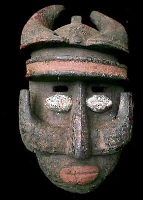 Old Tribal Bete  Mask  ---  Coted'Ivoire   BN 44