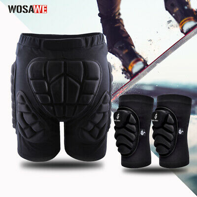 Outdoor Sports Winter Protective Shorts Skiing Skating Hip Knee Pads Protector