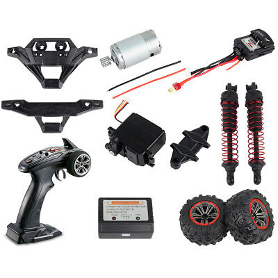 9125 RC CAR Accessories Tool Set For 1:10 2 4G 4WD Remote Control RC Car  Monster