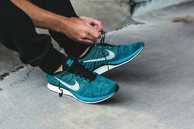 1fa0653cd953f NIKE FLYKNIT RACER Men New Without Box!!! -  109.99
