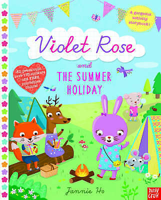 Violet Rose and the Summer Holiday by    Paperback Book   9780857638731   NEW